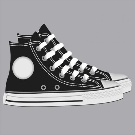 Sneakers Stock Vector - 13772987