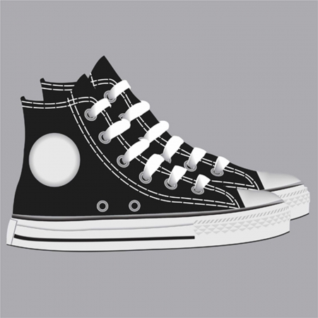 youth culture: Sneakers