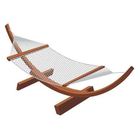 vacances: hammock