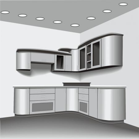 cabinet: kitchen