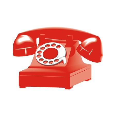 bakelite: old phone