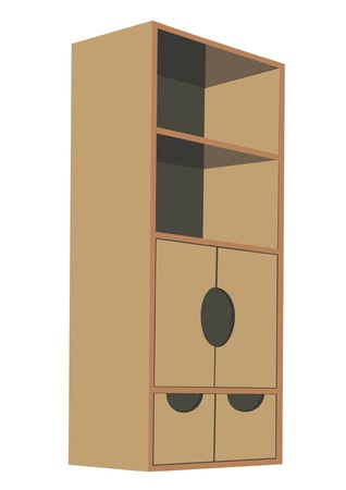 cupboard Vector