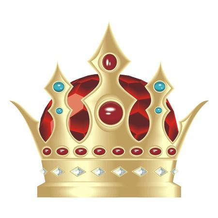 crown Stock Vector - 19898222
