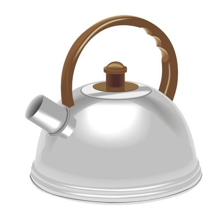 teapot Stock Vector - 19898043