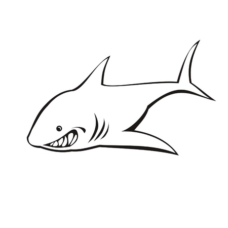 shark Stock Vector - 20098466