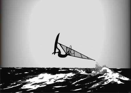 windsurfing: windsurf