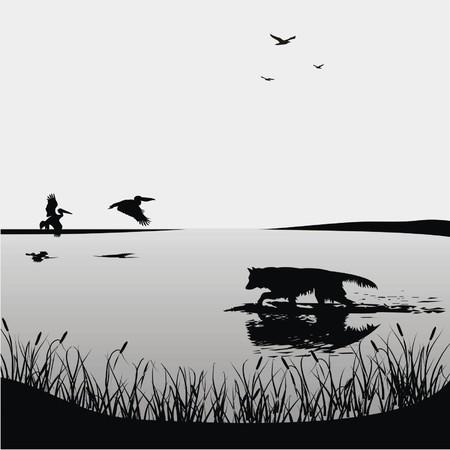 the watchman: dog hunting