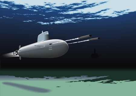 nuclear weapons: submarine