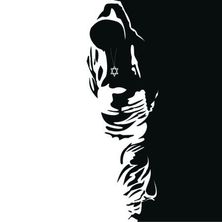 somber: Jew monk Illustration