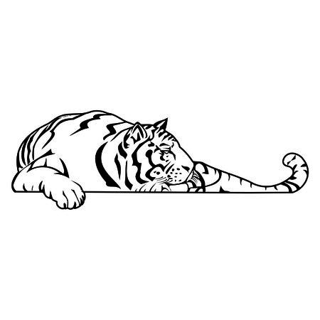 siberia: tiger