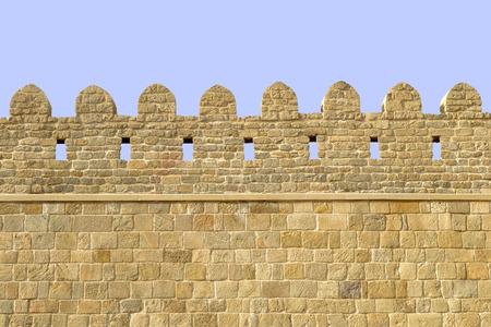 embrasure: wall