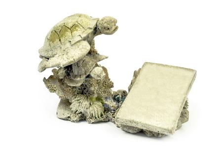 animal figurines: turtles