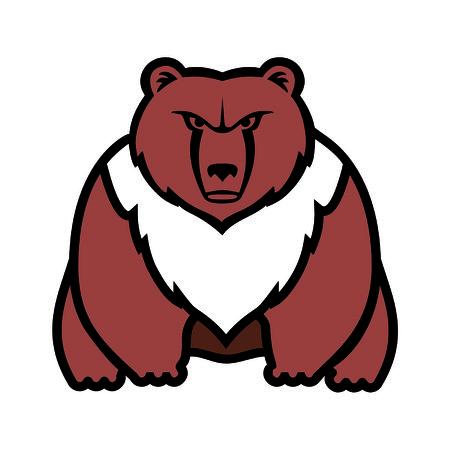 fang: bear Illustration