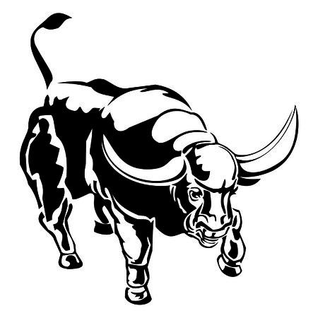 big break: bull