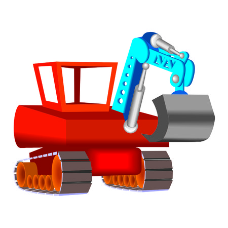 excavation machine