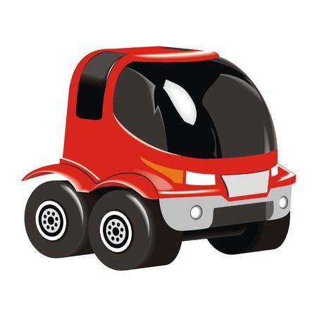 truck tractor: truck tractor