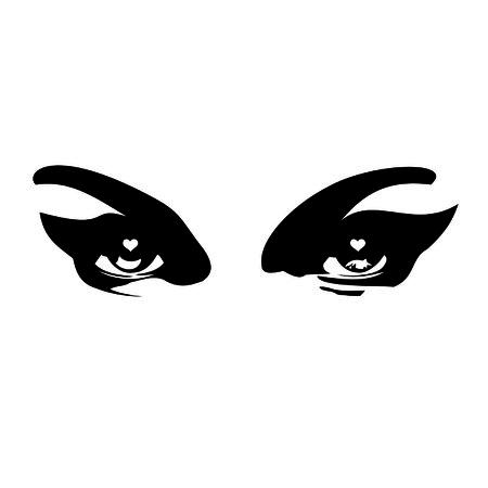brows: eye Illustration