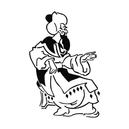 sultan Illustration
