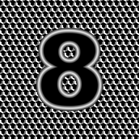 industrial hole: Letter 8