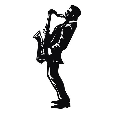 sottofondo jazz. Vettoriali