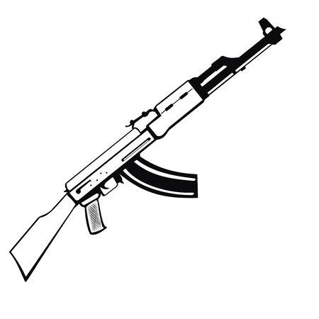 gun illustration