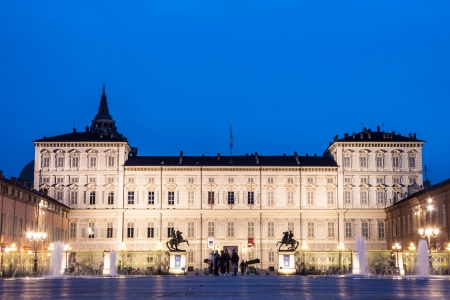 reale: Royal Palace of Turin or Palazzo Reale, is a palace in Turin, northern Italy