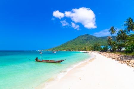 phangan: Buritara bay, Koh Phangan, Phangan Tropical Island, paradise of Thailand