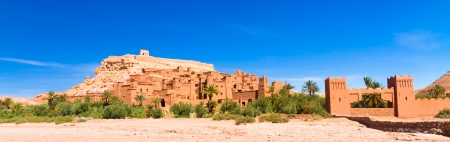 massa: Ait Benhaddou,fortified city, kasbah or ksar, along the former caravan route between Sahara and Marrakech in present day Morocco. It is situated in Souss Massa Draa on a hill along the Ounila River.