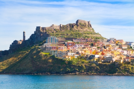 east end: Castelsardo is a touristic town and comune in Sardinia, Italy, located in the northwest of the island within the Province of Sassari, at the east end of the Gulf of Asinara.