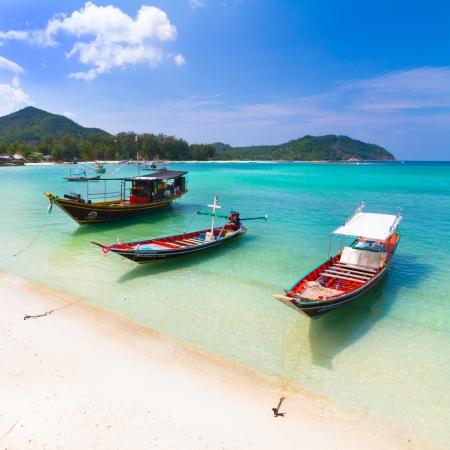 phangan: Buritara bay, Koh Phangan, Phangan Tropical Island, paradise of Thailand.