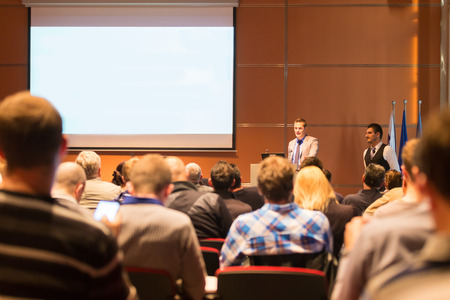 education event: Speaker at Business Conference and Presentation and Audience at the conference hall
