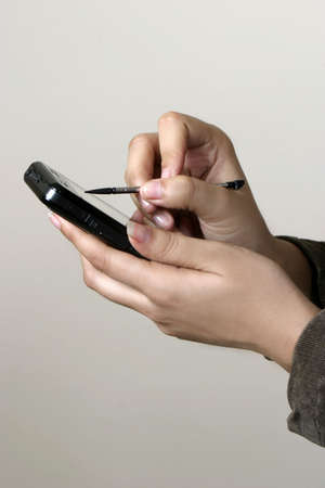 stylus: working on touchscreen phone with stylus