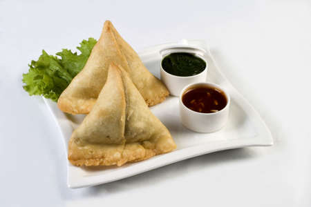 Indian Snack  food, Samosa