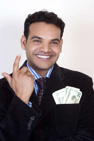 happy to make money photo