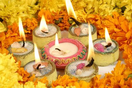 festive occasions: Diwali, fiesta de las luces