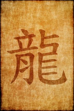 Chinese zodiac sign dragon