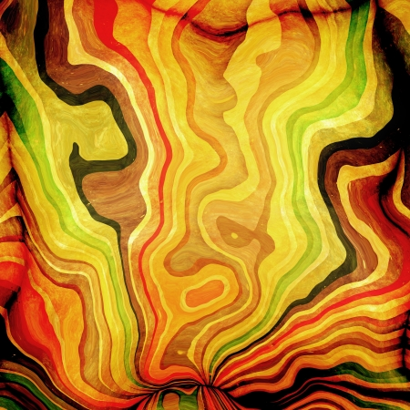 Abstract background Colour and shape mix  photo
