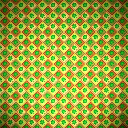Shamrock Paper, wrapping paper, clover photo