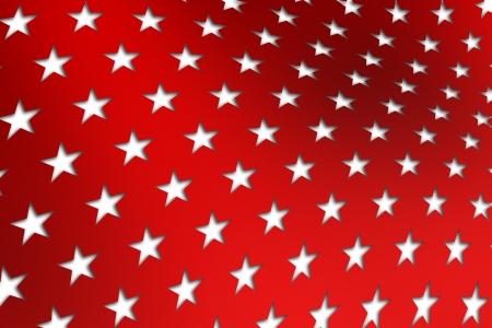 Patriotic Star Background  photo