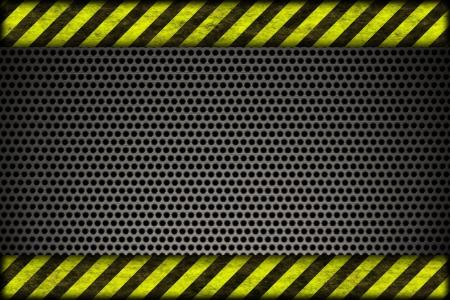 hazard stripes: Hazard background  warning lines, black and yellow