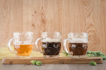 ipa: Flight beer. Beer for tasting.