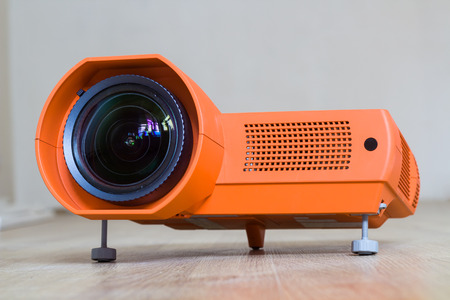 Multimedia projector.