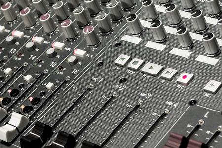 audio equipment: Audio Equipment. Recording.
