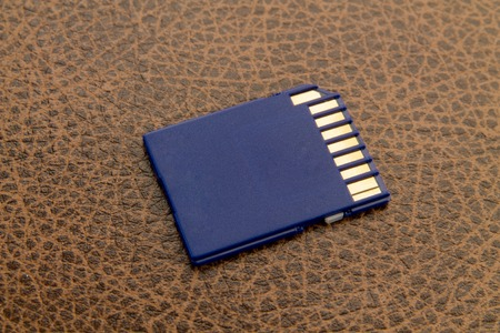 substitute: Micro SD Card at The Texture of the Skin Substitute