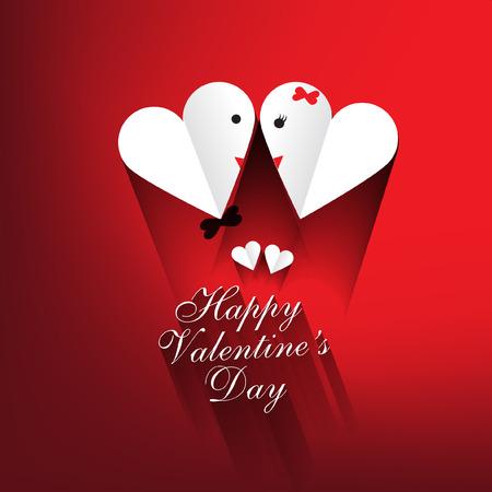 saint valentine: Valentines day vector design
