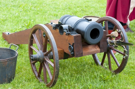 gunnery: Ancient cannon