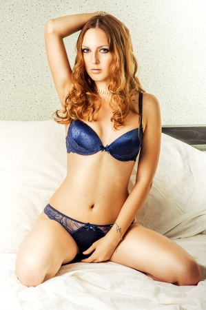 Sexy women wearing sexy lingerie
