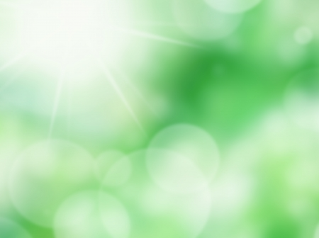 de focus: Blur and green background abstract for design