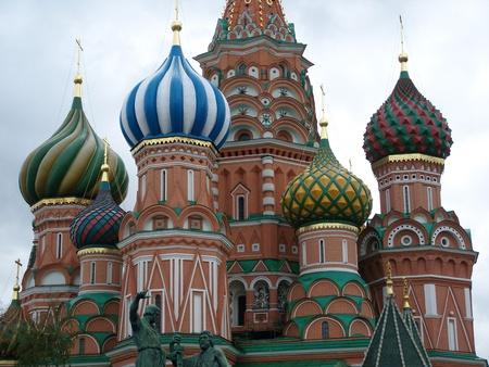 red square moscow: Catedral de San Basilio s de la Plaza Roja de Mosc�