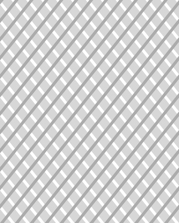 Gray rhombus seamless pattern, used for creative design templates